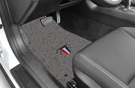 berber 2 custom fit floor mats-in-car